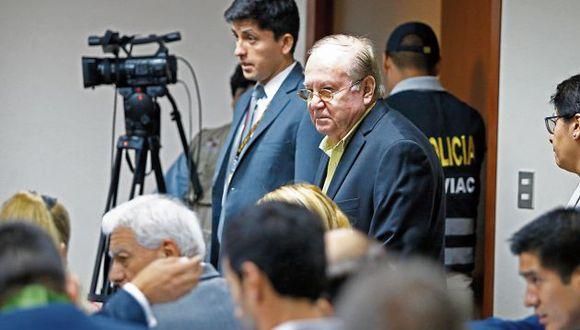 Nava fue secretario presidencial de Alan García. (GEC)