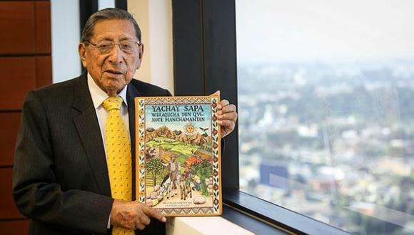 A 400 años de su publicación, 'El Quijote' ya está disponible en quechua.