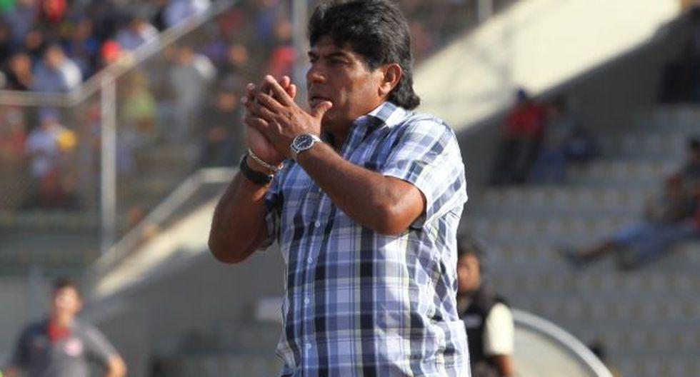 Freddy García no es más técnico del Real Garcilaso. (Perú21)