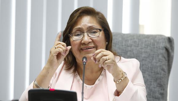 Ministra Ana María Choquehuanca se pronunció tras caso de violación a empadronadora en Villa María del Triunfo. (USI)