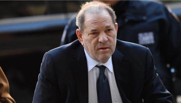 Weinstein podría ser condenado a hasta 29 años de cárcel, que se sumarían a los 23 que ya dictaminó el juez de Nueva York . (Foto: AFP)