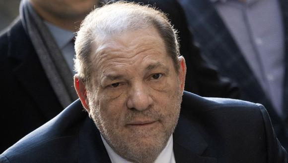 Una tercera víctima se suma a caso de abuso sexual contra Weinstein en Los Ángeles (Foto: AFP).