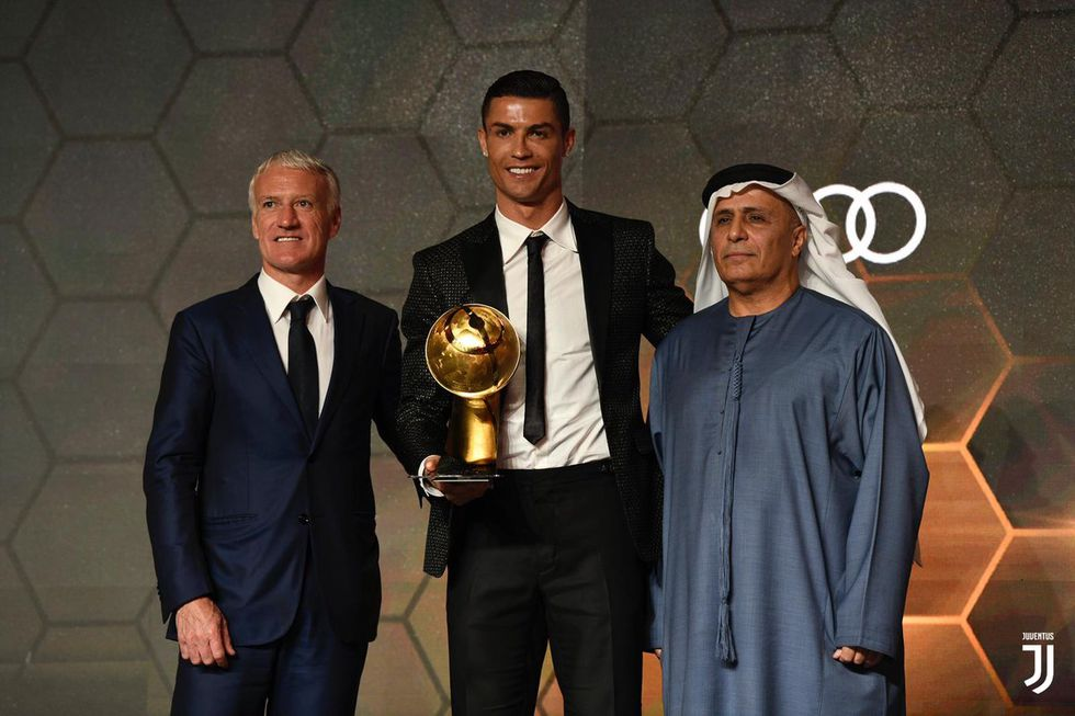 Cristiano Ronaldo jugó el 2018 en Real Madrid y Juventus. (Foto: Globe_Soccer)