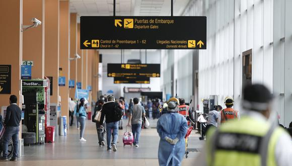Según IATA, las aerolíneas siempre se han encontrado listas para operar en las diferentes etapas del reinicio de operaciones aéreas en Perú, y esta no será la excepción. (Foto: GEC)