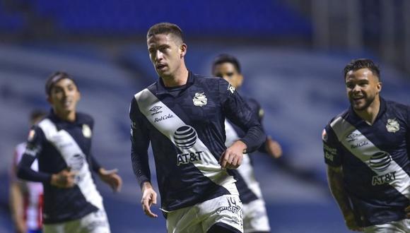 Santiago Ormeño espera llamado de selección mexicana (Foto: Mexsport)
