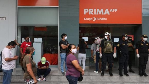 Antes del jueves 3 de diciembre debería estar listo el procedimiento para solicitar el retiro de hasta 17.200 soles de las AFP (Foto: Andina)
