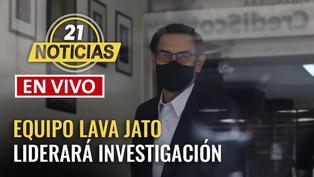 Equipo Lava Jato liderará investigación a Martín Vizcarra