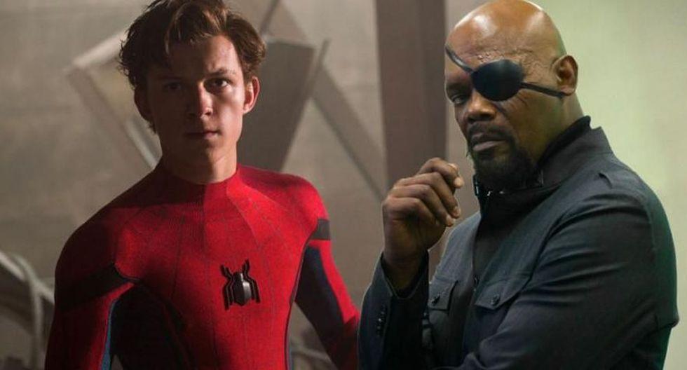 ¿Por qué Peter Parker y Nick Fury no se conocieron en Avengers Endgame? (Foto: Marvel Studios)