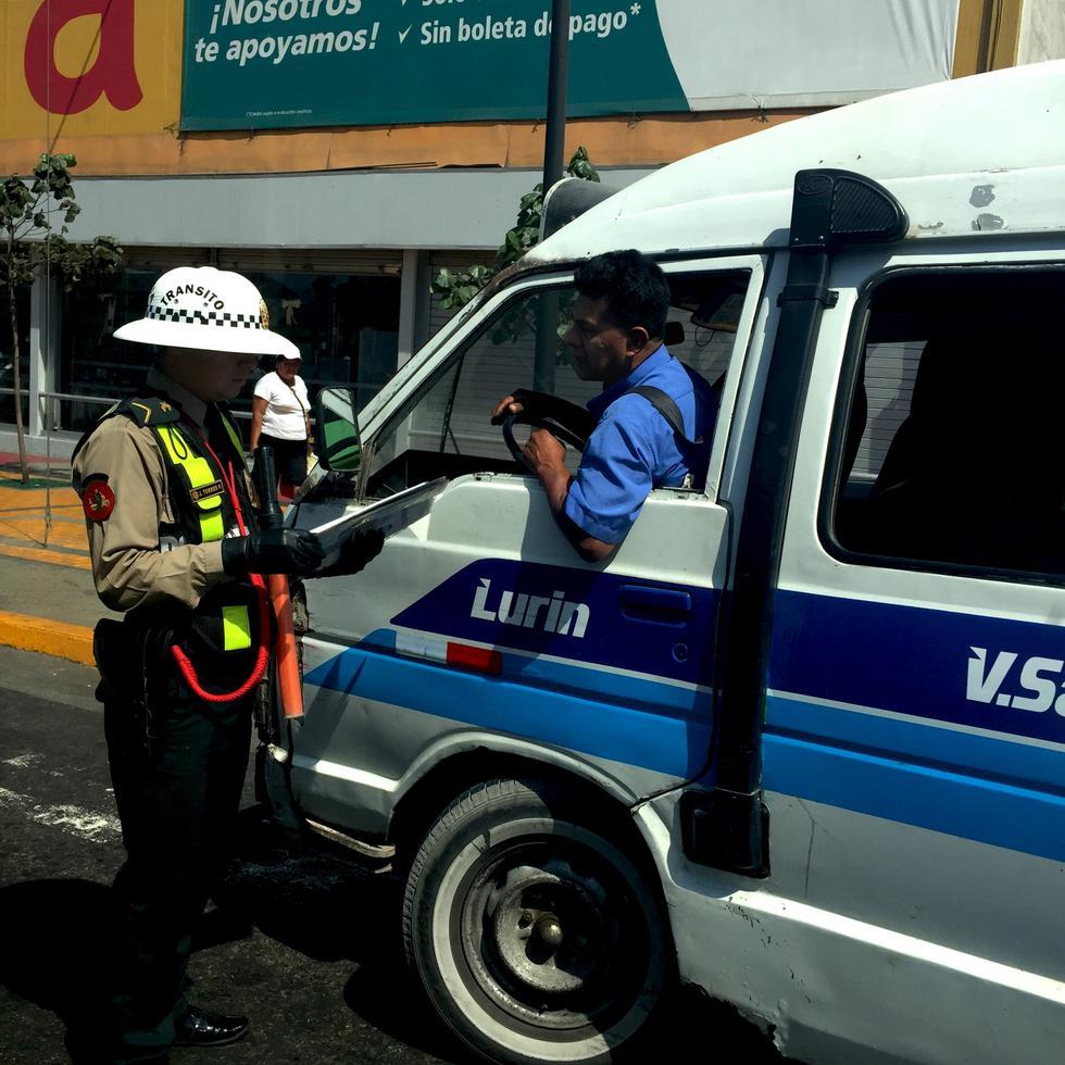 Amnistía de papeletas de tránsito en el Callao vence el próximo 7 de abril. (USI)