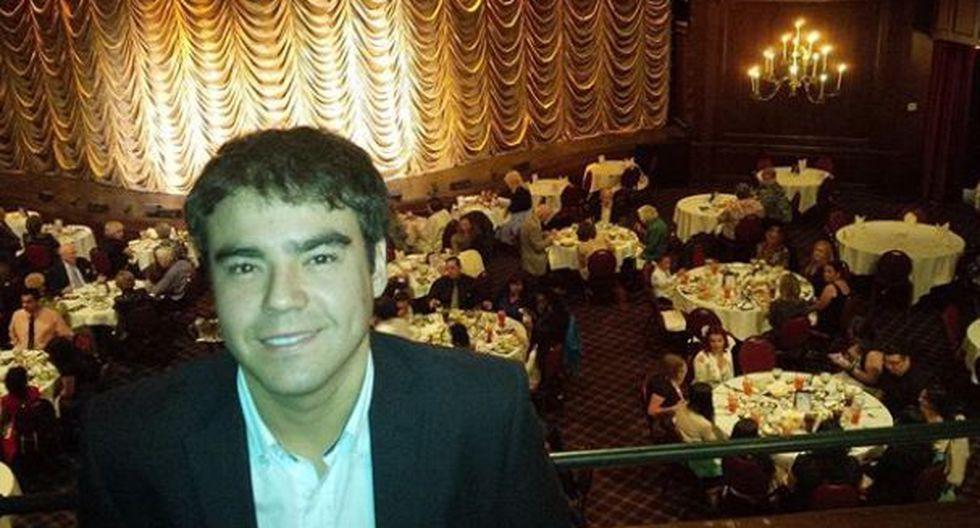 Gian Piero se desempeña como ingeniero industrial y también dirige el boletín ecológico: Wayna Perú. (Instagram)