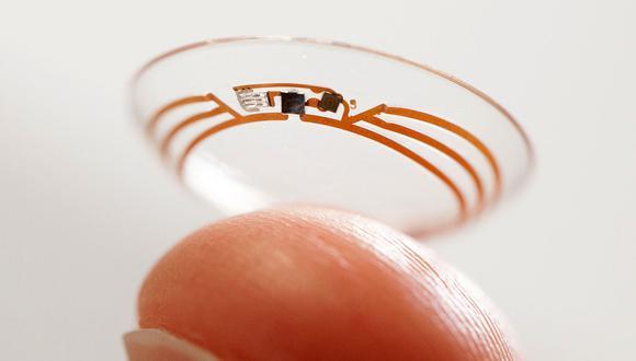Samsung patentó en Estados Unidos unos lentes de contacto inteligentes. (Foto referencial: AFP/archivo)