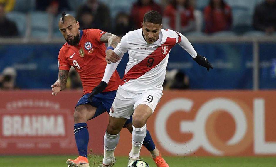 La selección peruana se mediría a Chile en el mes de noviembre. (Foto: AFP)