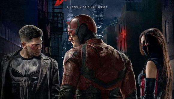 The Punisher y Elektra serán los nuevos rivales de Daredevil, el hombre sin miedo (Netflix).