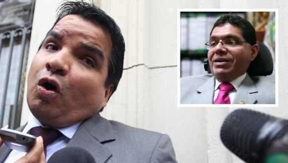Julio Arbizu espera que se le levante inmunidad parlamentaria a Michael Urtecho. (USI)