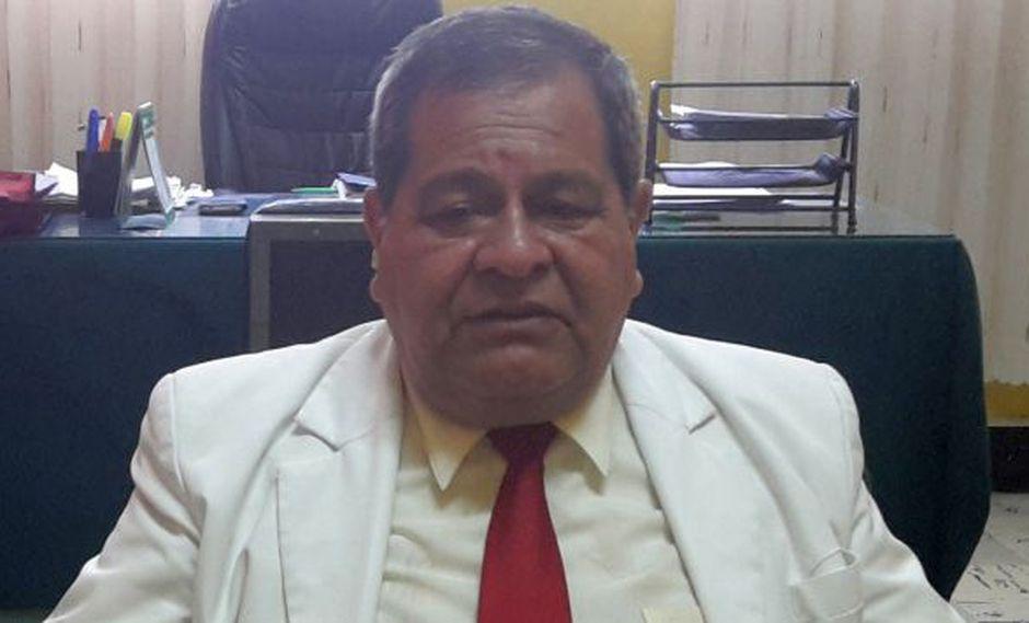 """""""Para nosotros este incidente es algo muy penoso y ha sido por un error humano"""", dijo César Molina, director del hospital. (Perú"""