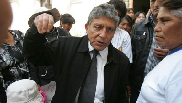 Guillén no irá a la reelección en el gobierno regional de Arequipa. (USI)