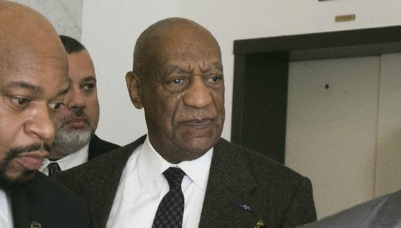Bill Cosby sigue de malas. (AP)
