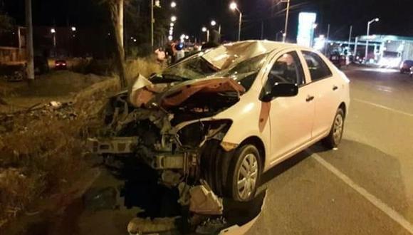 Puno: repartidor de delivery muere tras impactar contra un auto (Foto referencial: GEC)