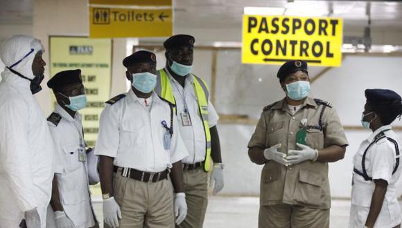 Unión Europea revisará y reforzará controles en aeropuertos de África. (AP)