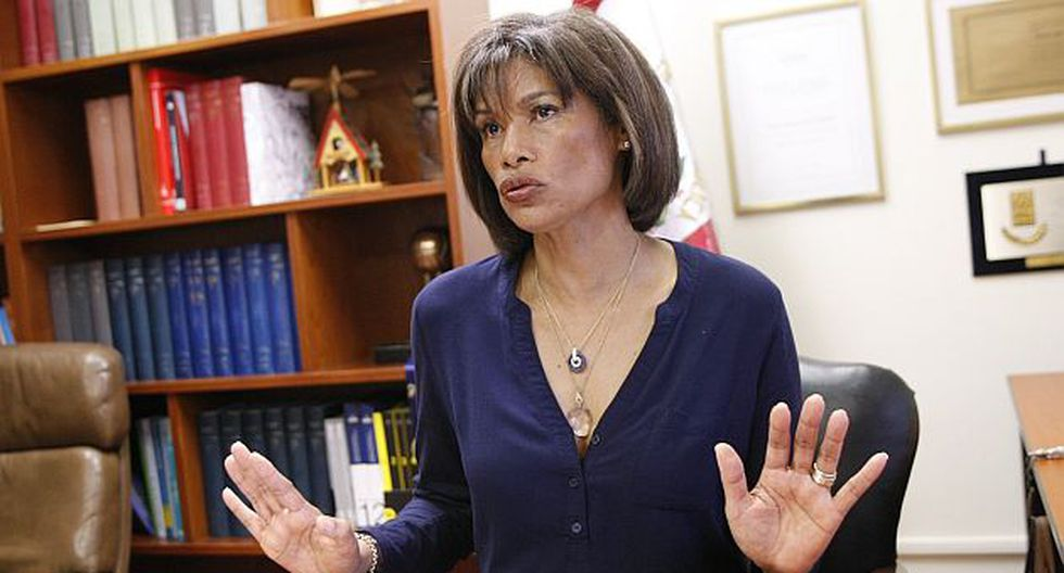 Cecilia Tait denunció amenazas de muerte. (Luis Gonzales)