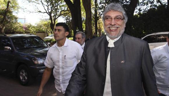 Lugo busca anular la decisión del Senado de su país. (Reuters)