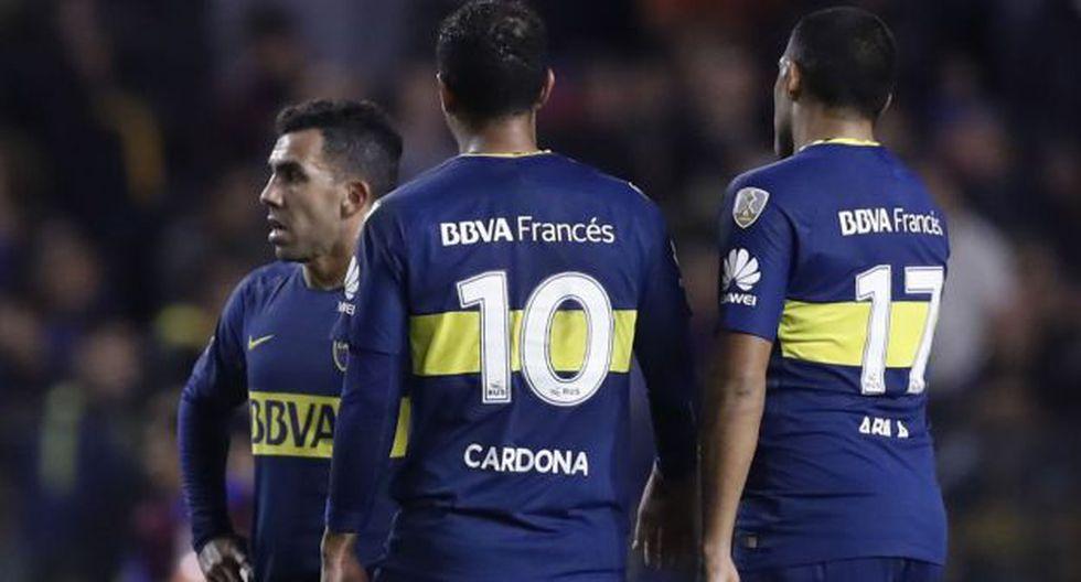 River Plate y Boca Juniors definirán al campeón de la Copa Libertadores en el Estadio Santiago Bernabéu. (Foto: EFE)