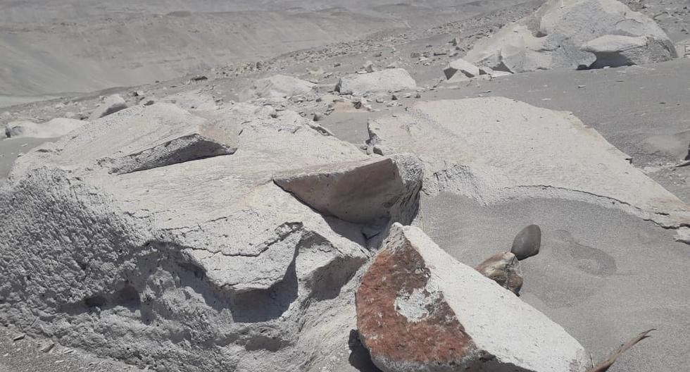Los 2 mil 582 petroglifos que componen el complejo de Toro Muerto, ubicado en el distrito de Uraca, provincia de Castilla,