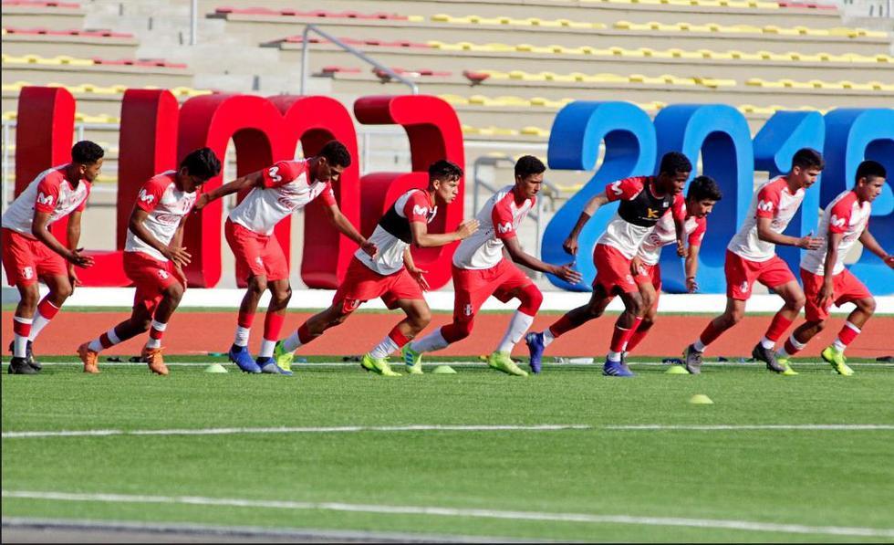 Lima 2019 entrega estadio de San Marcos a la Federación Peruana de Fútbol. (Foto: Lima 2019)
