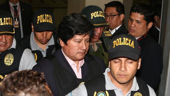 Edwin Oviedo es acusado por los asesinatos ocurrido en la azucarera Tumán (Alessandro Curraino/GEC).
