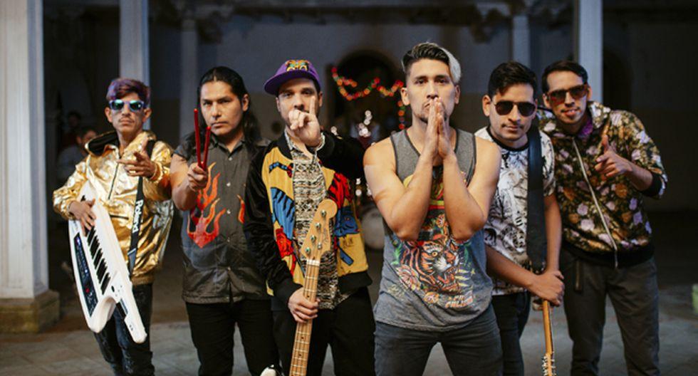 La Nueva Invasión recientemente lanzó su tercer disco 'Amor y resistencia'.