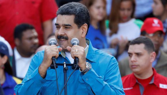 Nicolás Maduro no permitió que ingresen los diputados a Venezuela. (Foto: Reuters)