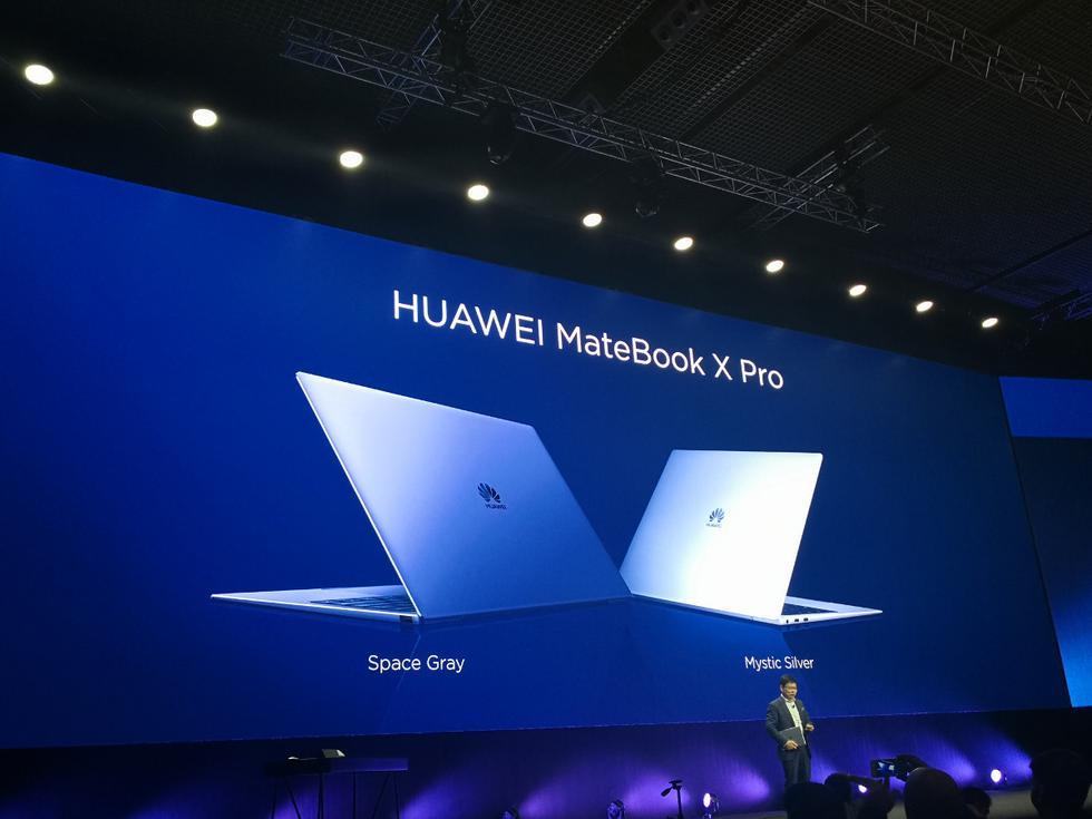 El Mobile World Congress 2018 (MWC) empezó hoy y lo hace de la mejor manera gracias a Huawei. Y es que la compañía china ha sorprendido a todos anunciando una nueva laptop con una característica particular. (Huawei)