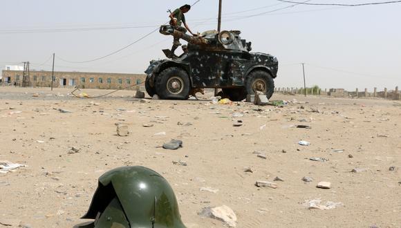 Emiratos es uno de los pilares de la coalición militar liderada por Arabia Saudita que interviene en la guerra de Yemen desde 2015. (Foto: AFP)