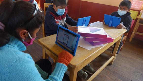 Minedu planifica medidas para el retorno a clases escolares de forma presencial y remota en el 2021 (Foto: Minedu)