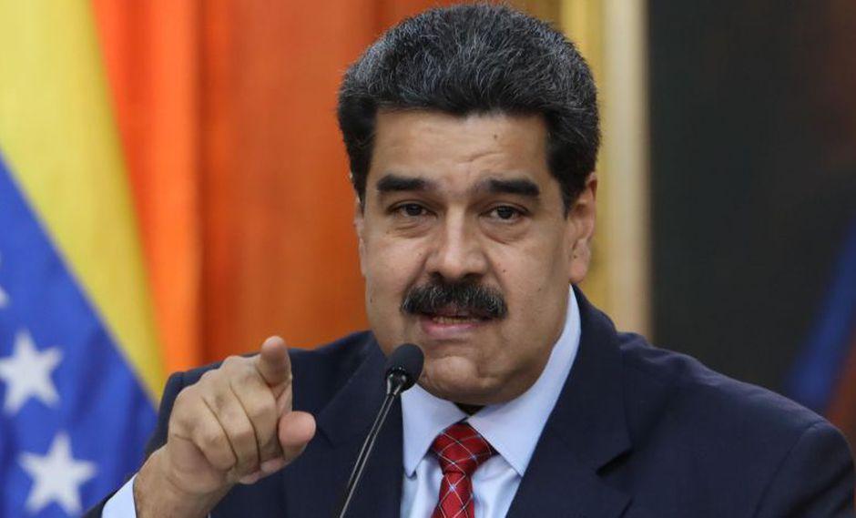 Maduro también criticó a los países de Europa que han reconocido como presidente de Venezuela a Juan Guaidó. (Foto: EFE)