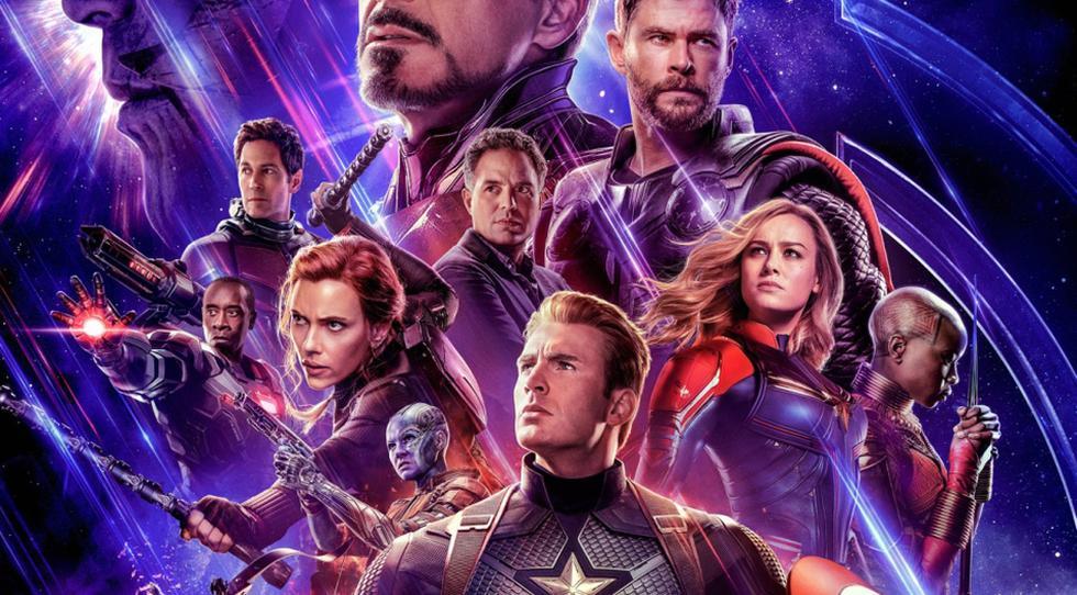 'Avengers: Endgame': La última cinta de la tercera fase del Universo Cinematográfico de Marvel, llegará a los cines el próximo 26 de abril.