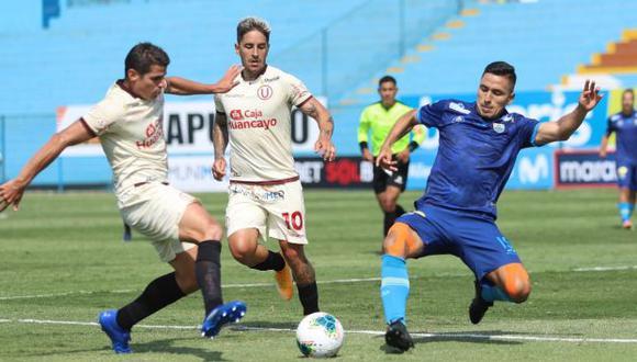 La Fase 2 de la Liga 1 terminará el lunes con cinco partidos. (Foto: Liga de Fútbol Profesional)