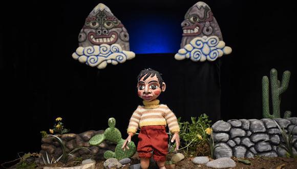 """Ambos cuentos forman parte la gira """"Hacia la ruta Andino Amazónica de los Títeres"""" de la asociación Tárbol y tienen como tema principal la búsqueda de la identidad. (Foto: Tárbol)"""