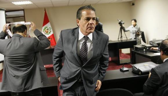 CULPABLE. Poder Judicial determinó que Miguel Chehade sí les hizo ofrecimientos a los generales. (Luis Gonzales)