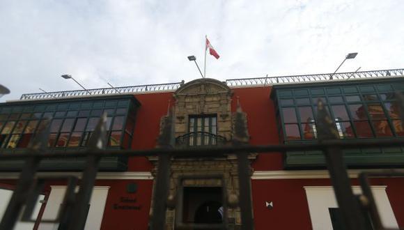 El Tribunal Constitucional espera resolver en cuatro meses los recursos en contra de la 'Ley Mordaza' (Perú21)