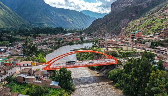 Las obras sumarán más de 1,753 metros lineales a las vías nacionales y departamentales de la región. (Foto: MTC)