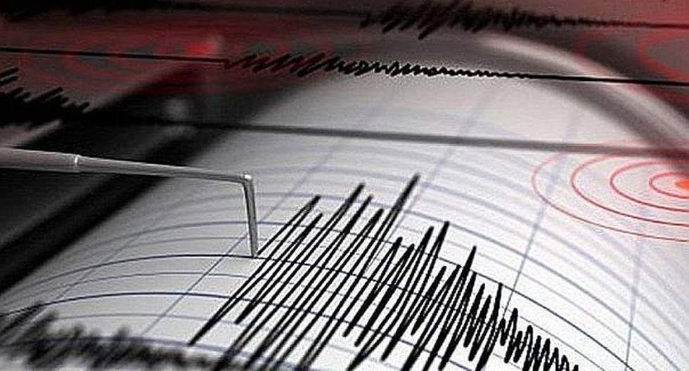 Sismo de magnitud 4.5 se registró en la región Amazonas. (Indeci)