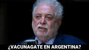 Vacunados VIP en Argentina: personalidades resultaron beneficiadas irregularmente