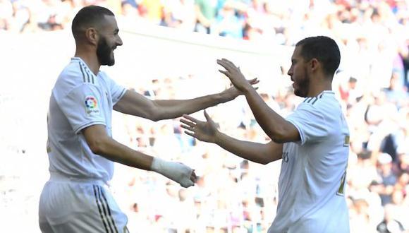 Real Madrid vs. Espanyol: chocan por la jornada 32 de LaLiga Santander. (Foto: AFP)