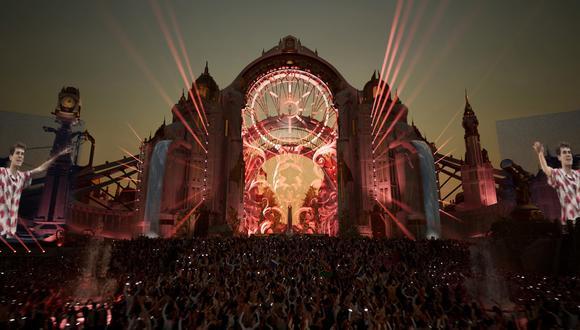 Tomorrowland The Digital Festival te hará sentir como si estuvieras frente a su omnipotente 'mainstage' y por un precio súper accesible. (Facebook/Tomorrowland)