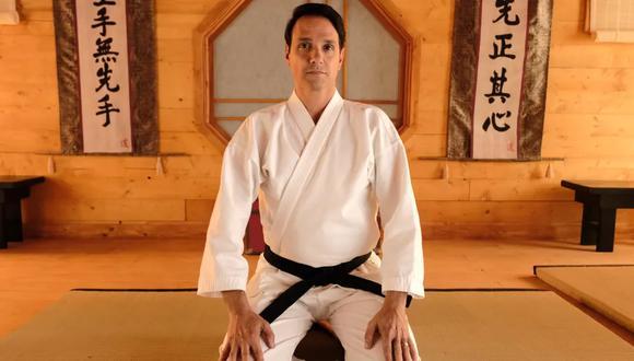 Daniel LaRusso logró que cada uno de sus estudiantes aprenda karate (Foto: YouTube/ Netflix)