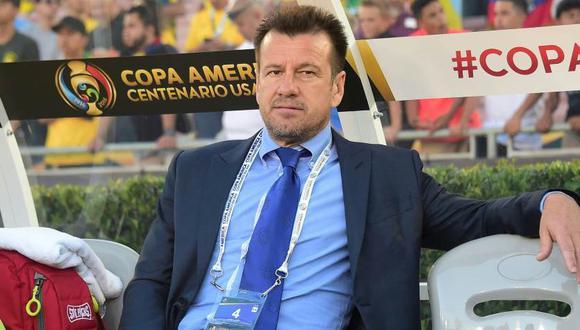Dunga dirigió a la selección de Brasil en dos ocasiones (Foto: AFP).