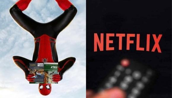 Netflix y Sony firman un acuerdo de distribución para futuras películas. (Foto: Sony Pictures/Netflix)