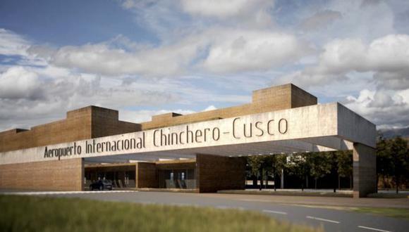 Propuesta del aeropuerto de Chinchero debe debatirse en comisión parlamentaria. (Difusión)