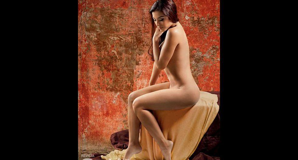 Natalia Salas también formó parte de la popular serie 'Al fondo hay sitio'. (SoHo)